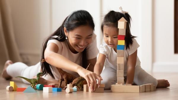 Juegos para niños hiperactivos - Construcción