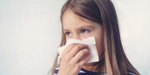 Cómo eliminar los mocos de la garganta en niños