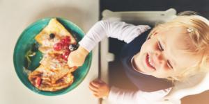 Desayunos para niños de 2 años