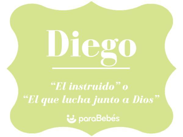 Significado del nombre Diego