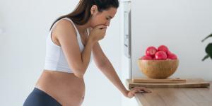 ¿Es peligroso vomitar bilis en el embarazo?