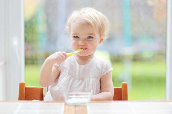 Recetas para bebés de 1 año