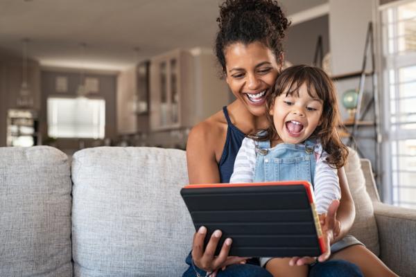 Actividades para niños con discapacidad auditiva - Juegos con computadoras