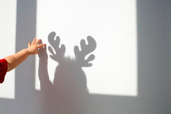 Actividades para niños con discapacidad auditiva - Teatro de sombras
