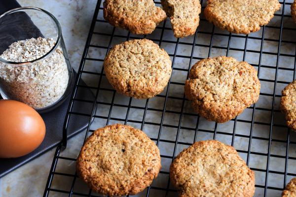 Cómo hacer galletas para bebés de 6 meses - Galletas sin gluten