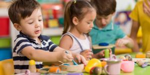 Juegos para niños de cuatro años