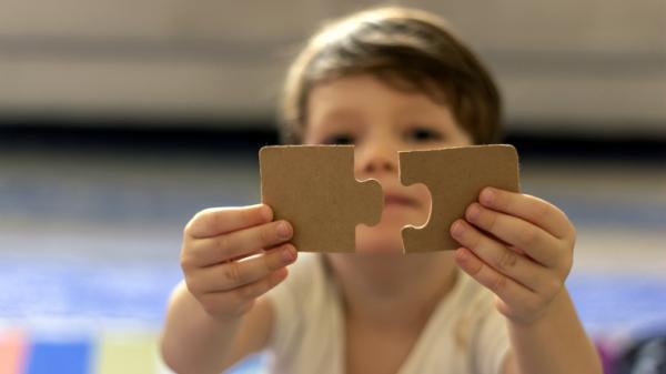 Juegos para niños de cuatro años - Puzzles