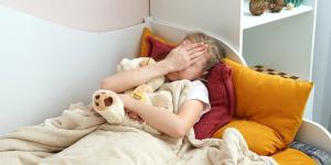 Trastornos del sueño en niños: tipos, causas y tratamiento