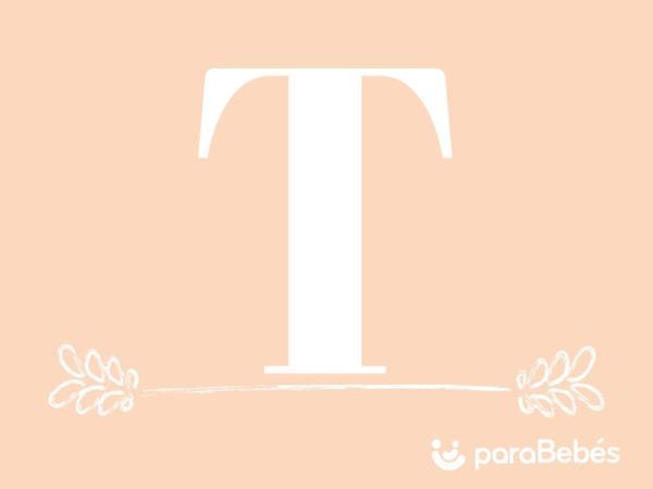 Nombres de niña con la letra T