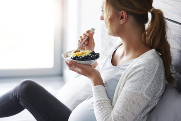 Recetas para embarazadas - Desayunos para embarazadas