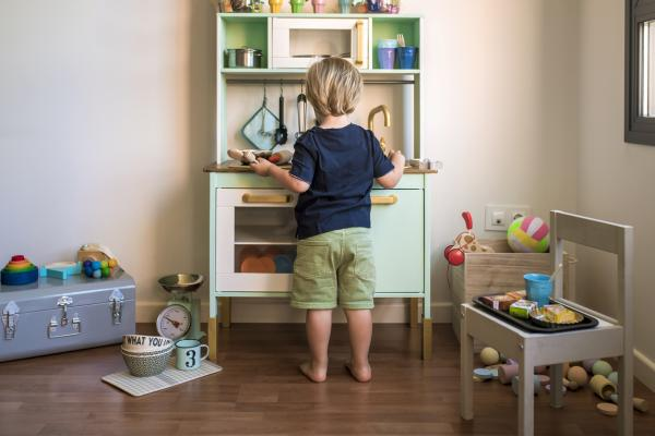 Actividades para trabajar valores en el aula de infantil - Oído cocina