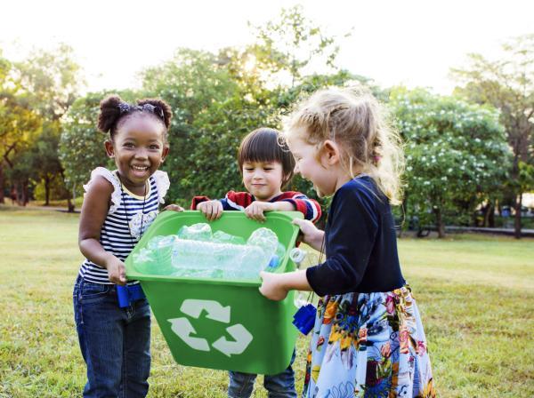 Actividades para trabajar valores en el aula de infantil - Reciclo