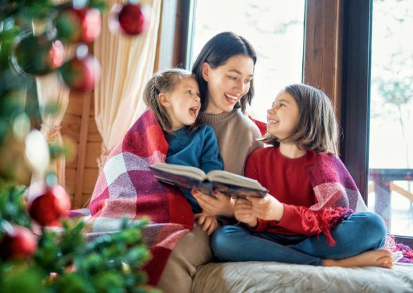 Manualidades de Navidad para niños fáciles - El cuento de la Navidad