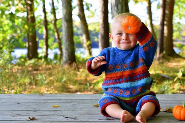 Verduras para bebés de 6 meses - Calabaza