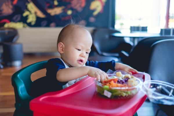 Verduras para bebés de 6 meses - La alimentación del bebé a partir de los 6 meses