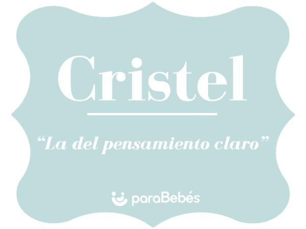 Significado del nombre Cristel