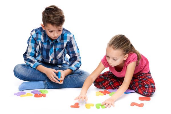Juegos para niños con dislexia