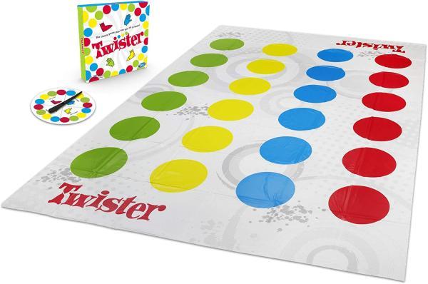Juegos para niños con dislexia - Twister