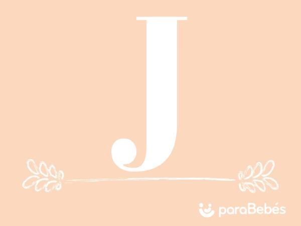 Nombres de niña con la letra J