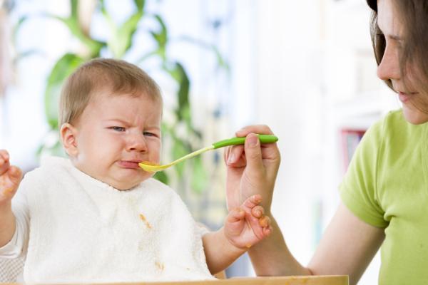 Cómo saber si mi bebé ha perdido el reflejo de extrusión
