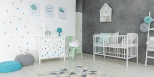 Cómo decorar la habitación de un bebé