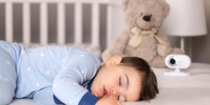 Número de respiraciones por minuto normales en niños dormidos