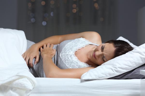 Dolor de vientre después de tener relaciones estando embarazada, ¿es normal?
