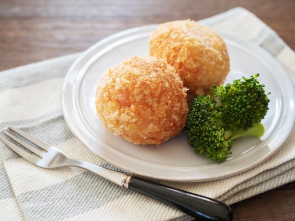 Recetas para bebés de 8 meses - Bolitas de arroz con verduras