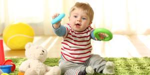 Juegos para bebés de 9 meses