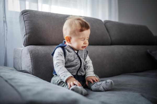 Tipos de alergias en bebés: síntomas y tratamiento