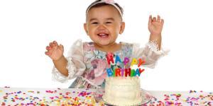 Ideas para el primer cumpleaños de un bebé