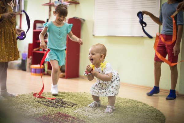 Ideas para el primer cumpleaños de un bebé - Juegos