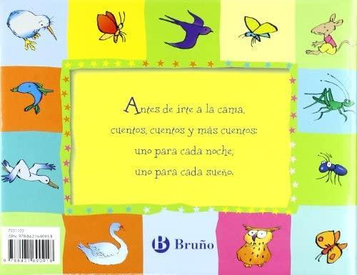 Cuentos cortos infantiles para dormir - Cuentos cortos para dormir. Editorial Bruño