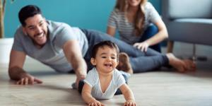 Juegos para bebés de 6 meses