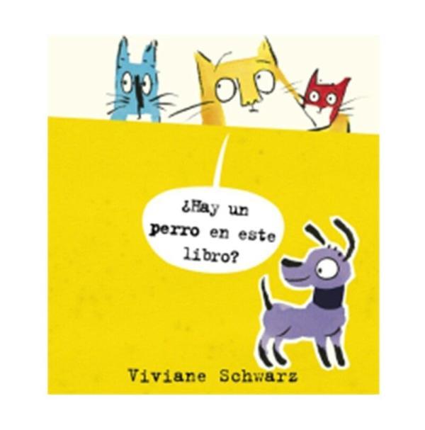 Cuentos para niños de 1 a 2 años - ¿Hay un perro en este libro?
