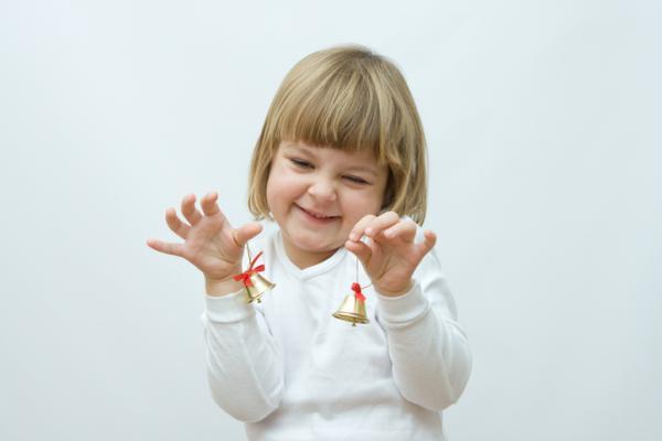 Juegos de confianza para niños de 3 a 5 años - El cascabel