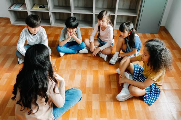 Juegos de confianza para niños de 3 a 5 años - Lo mejor de cada uno
