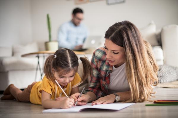 Cómo ser buena madre o buen padre - Acompañar y guiar