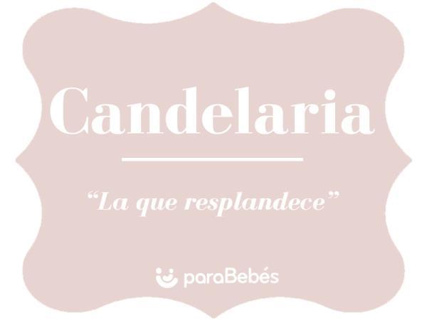 Significado del nombre Candelaria