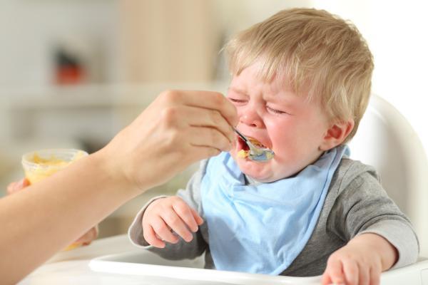 Mi bebé no quiere fruta: por qué y qué hacer - ¿Es normal que mi bebé no quiera la fruta?