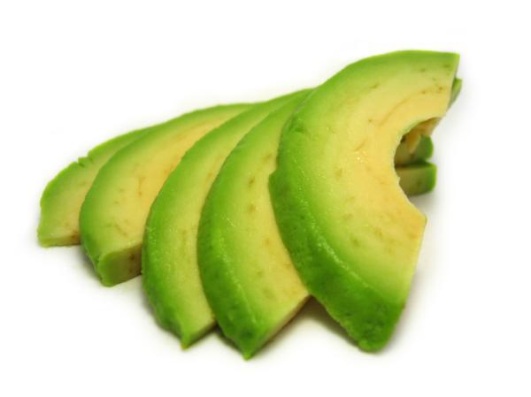 ¿Qué frutas puede comer un bebé de 6 meses? - Aguacate