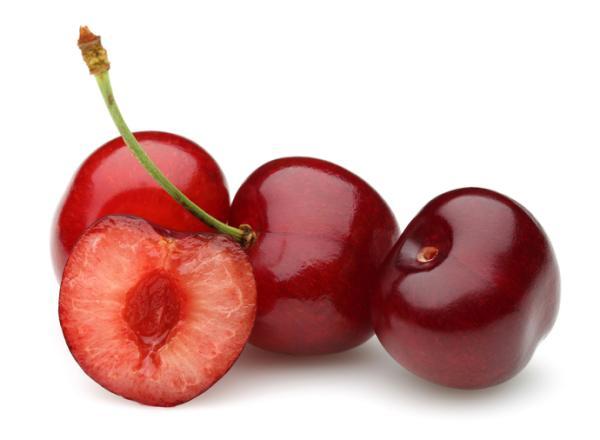 ¿Qué frutas puede comer un bebé de 6 meses? - Cerezas