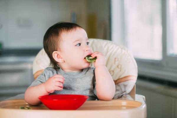 ¿Qué frutas puede comer un bebé de 6 meses? - Kiwi