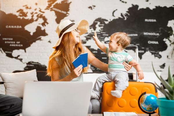 Cómo hacer el DNI para el bebé