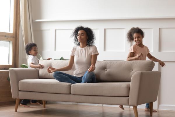 Por qué siempre estoy enfadada con mis hijos y qué hacer - Cómo controlar los nervios con los hijos