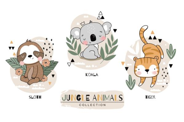 Juegos con animales para niños - Juego de memoria en inglés