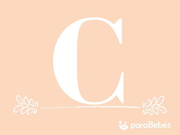 Nombres de niña con la letra C