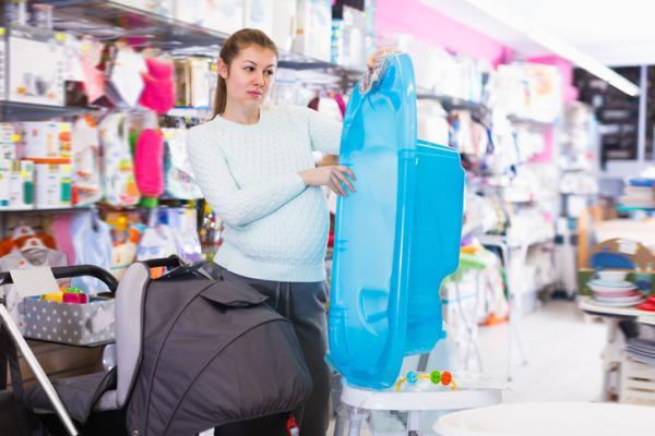Cuándo empezar a comprar cosas para el bebé