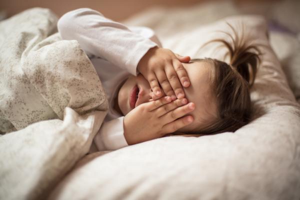 ¿Cómo enseñar a dormir solo a un niño de 2 años?