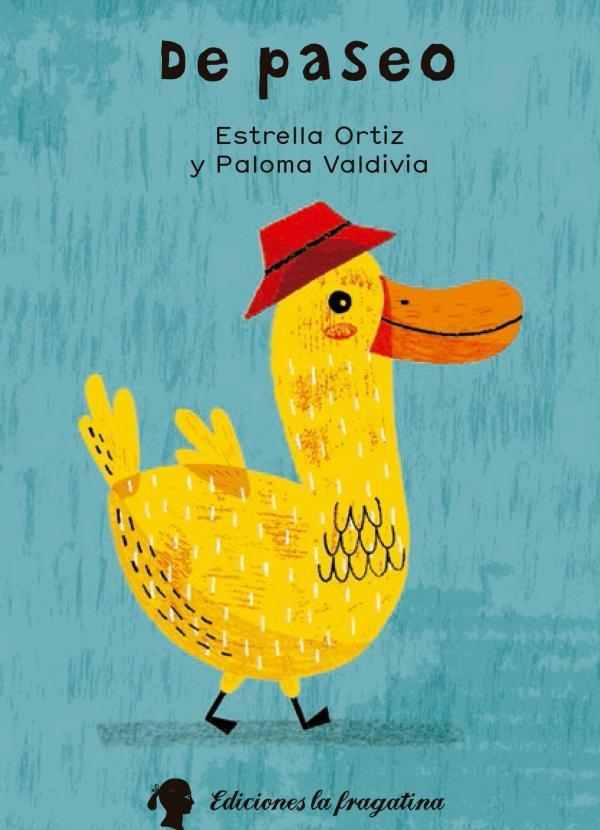 Libros para bebés de 0 a 6 meses - De paseo. Editorial Fragatina